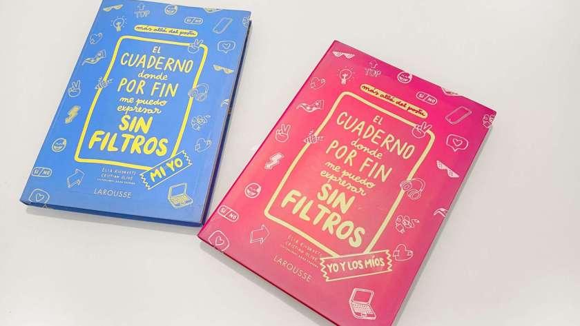 """Más allá del """"postu"""", cuadernos para adolescentes"""