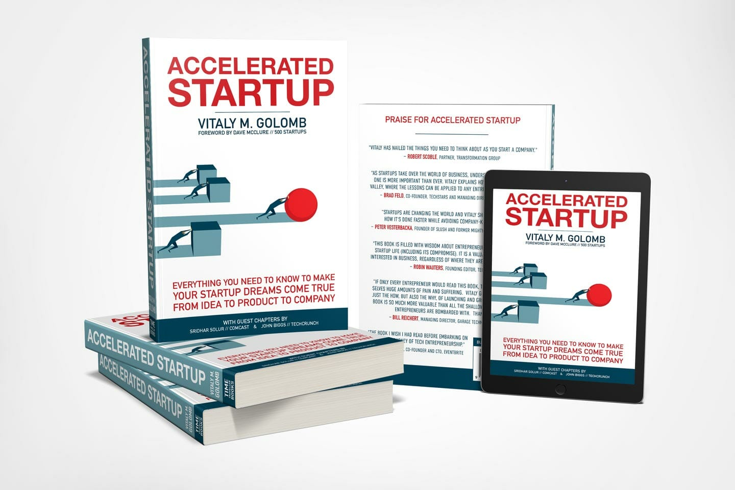 Accelerated Startup by Vitaly M. Golomb