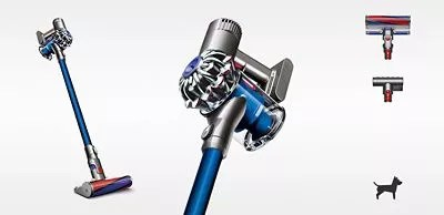 dyson v6 cordless vacuum cleaner reviews