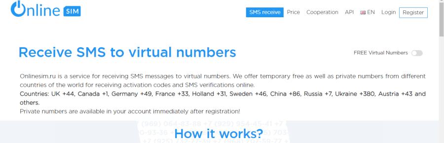 الحصول على رقم روسي وهمي 2019 للتفعيل ارقام لاي دولة