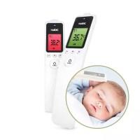 جهاز قياس الحرارة عن بعد hubdic وطريقة استخدامة