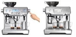 ماكينة قهوة اسبريسو احترافية بريفيل اوراكل &اوراكل تتش سعر ومواصفات ومميزات