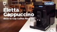 مراجعة وتقييم ماكينة قهوة ديلونحي اليتا كبتشينو اتوماتيك ecam 44.660.b
