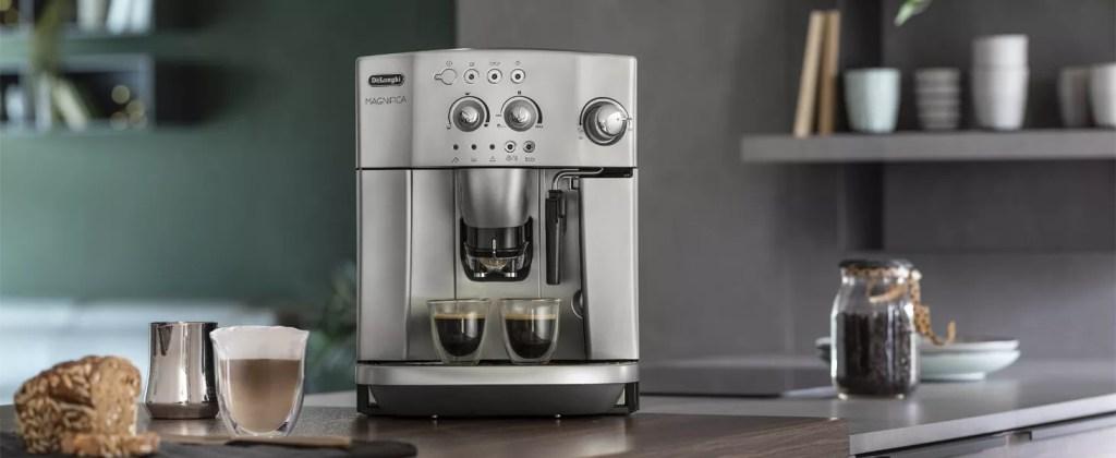 ماكينة قهوة ديلونجي ماجنيفيكا سعرها ومواصفاتها وعيوبها