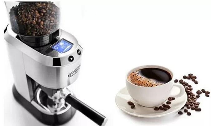 مطحنة حبوب قهوة ديلونجي ديديكا kg521 اسعارها ومواصفاتها ومميزاتها وعيوبها