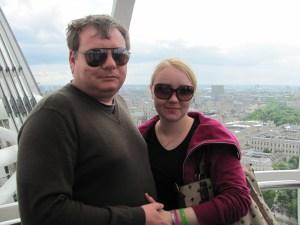Вдова бизнесмена Юлия Ларина два года бьется с правоохранительной системой. Фото из личного архива.