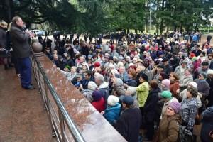 Митинг пенсионеров в Сочи Фото: blogsochi.ru