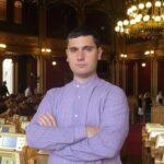 Давид Канкия, координатор движения Голос в Краснодарском крае
