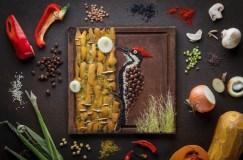 Food Art by Anna Keville Joyce