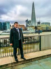 Maxim Golosnoy in London