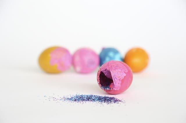 каскароны яйца Cascarones