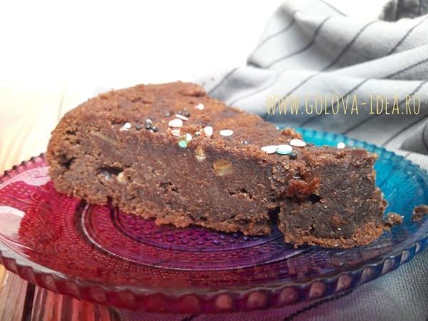 простой шоколадный торт рецепт дома