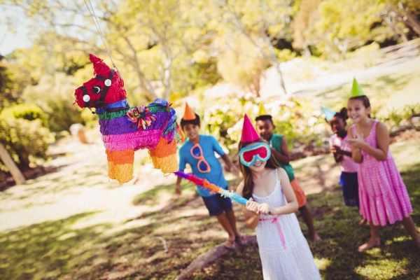 развлечение для праздника детского