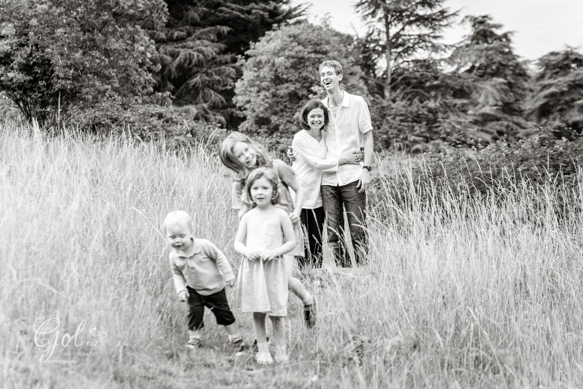 family fun outdoor photography