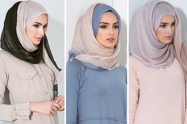 Aab  Modest Fashion Label launched New Luxury Scarves for Muslim     Aab modest fashion  May 12  2016