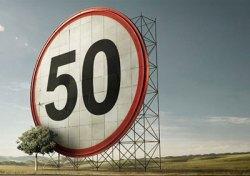 знак 50 км ограничение
