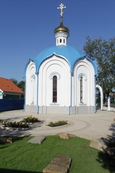 храм в д.Голубое