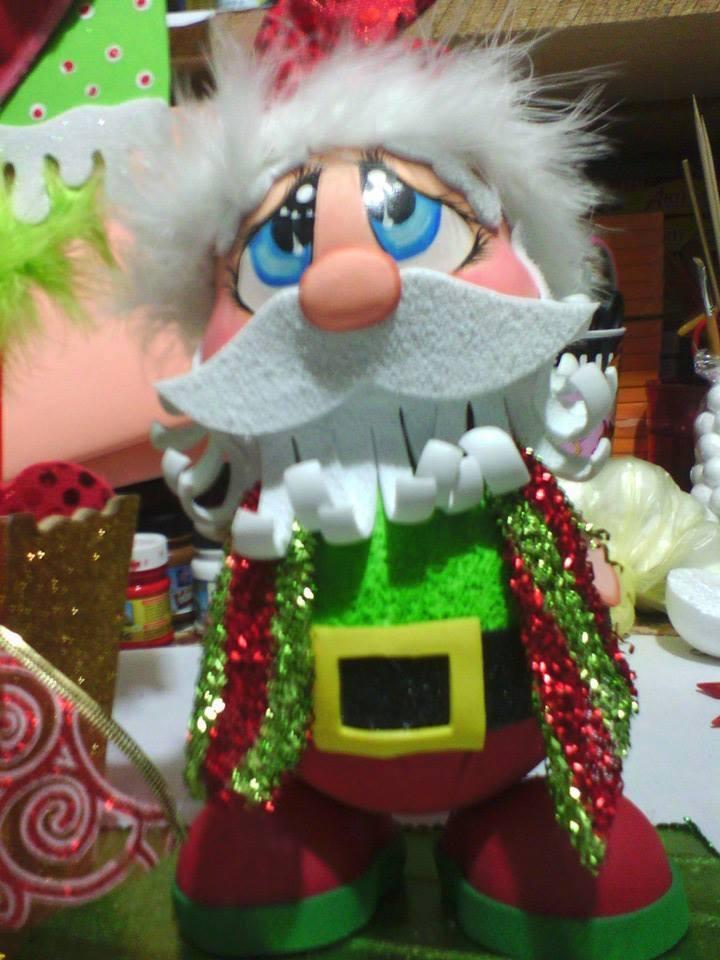 Caramelera Papa Noel