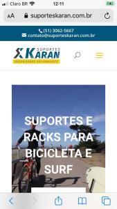Suportes Karan - Suportes Karan
