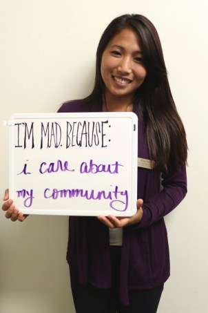Rose is making a difference because she cares about her community!