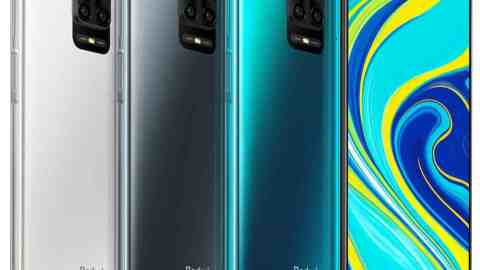 Xiaomi Redmi Note 9S Global Version 6.67 inch 48MP Quad Camera 4GB 64GB 5020mAh Snapdragon 720G