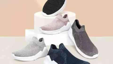 FREETIE Antibacterial Waterproof Men's Sneakers Ultralight Breathable Comfortable Sports Walking Running Shoes