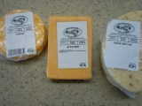 Our fresh cheese purchase