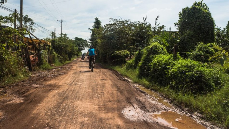 Escape from Saigon, bikepacking, bicycle touring Vietnam