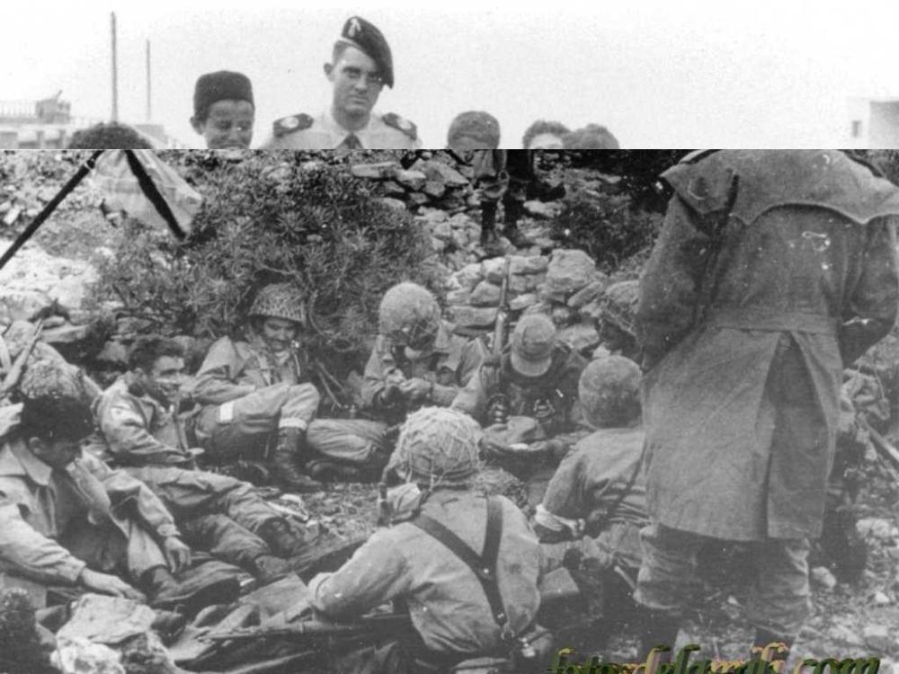 Guerra de Ifni. Las banderas paracaidistas 1957-1958 II (4/6)