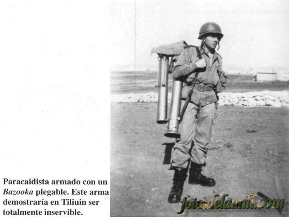 Guerra de Ifni. Las banderas paracaidistas 1957-1958 I (6/6)