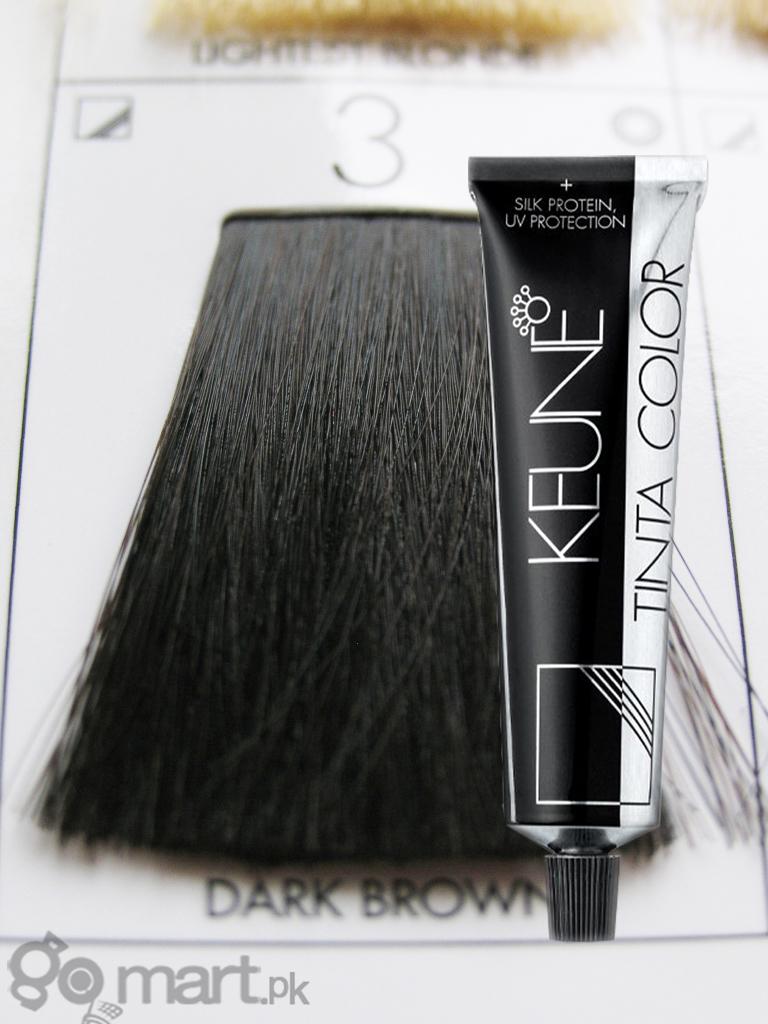 Keune Tinta Color Dark Brown 3 Hair Color Amp Dye Gomartpk