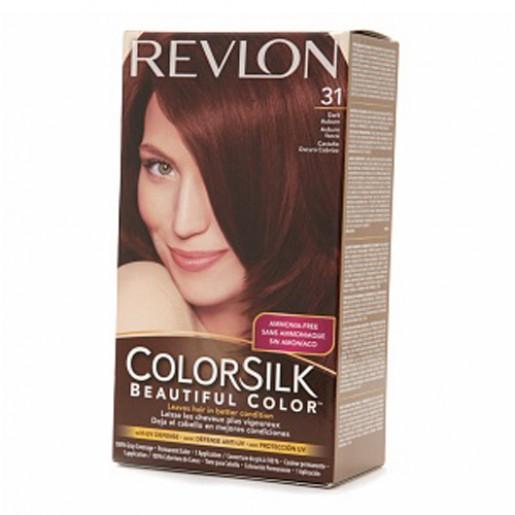 Revlon Colorsilk Hair Color Dye Dark Auburn 31 Hair