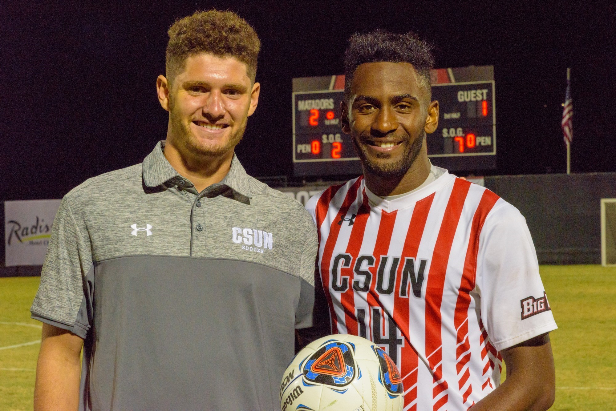Globe-Trotting Grinde Brothers Find Home at CSUN