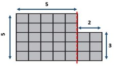 Chapter 11 - area of combined rectangles - image 42