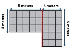 Chapter 11 - area of combined rectangles - image 46