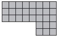 Go Math Grade 3 Answer Key Chapter 11 Perimeter and Area Area of Combined Rectangles img 72