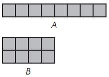 Go Math Grade 3 Answer Key Chapter 11 Perimeter and Area Same Area, Different Perimeters img 85