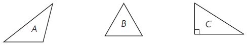 Go Math Grade 3 Answer Key Chapter 12 Two-Dimensional Shapes Describe Triangles img 82