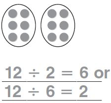 Go Math Grade 3 Answer Key Chapter 7 Division Facts and Strategies Divide by 2 img 1