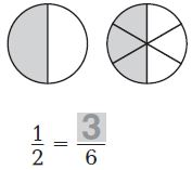 Go Math Grade 3 Answer Key Chapter 9 Compare Fractions Equivalent Fractions img 25