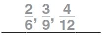 Go Math Grade 4 Answer Key Chapter 6 Fraction Equivalence and Comparison Common Core Find Equivalent Fractions img 15