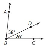 Go Math Grade 4 Answer Key Homework Practice FL Chapter 11 Angles Common Core - Angles img 42