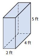 Go Math Grade 5 Answer Key Chapter 11 Geometry and Volume Lesson 9: Algebra Apply Volume Formulas img 110