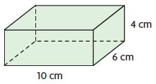 Go Math Grade 5 Answer Key Chapter 11 Geometry and Volume Lesson 9: Algebra Apply Volume Formulas img 114