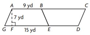 Go Math Grade 6 Answer Key Chapter 10 Area of Parallelograms img 55