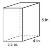 Go Math Grade 6 Answer Key Chapter 11 Surface Area and Volume img 32