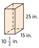 Go Math Grade 6 Answer Key Chapter 11 Surface Area and Volume img 61