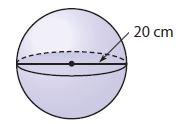 Go Math Grade 8 Answer Key Chapter 13 Volume Lesson 3: Volume of Spheres img 14
