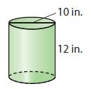 Go Math Grade 8 Answer Key Chapter 13 Volume Lesson 1: Volume of Cylinders img 6