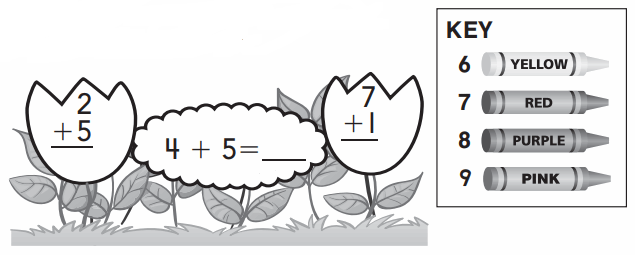 1st Grade Go Math Answer Key Chapter 1 Addition Concepts 205